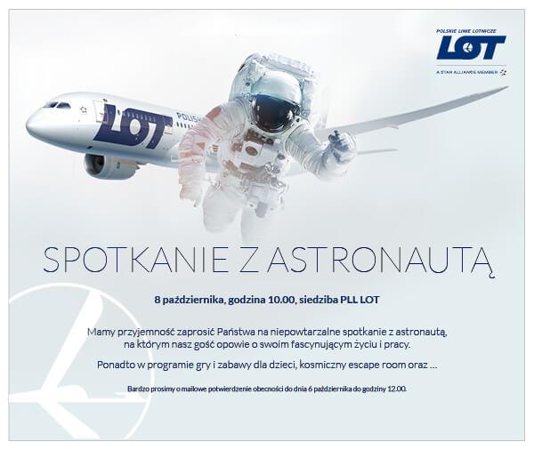 LOT - Zaproszenie, DTP i projekt