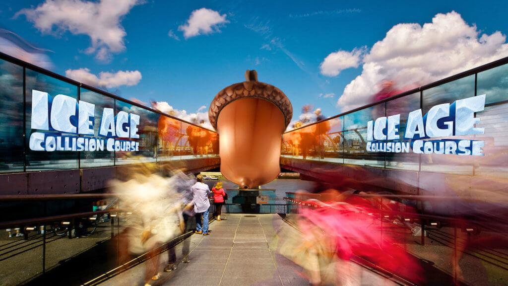 Ice Age - wiz. nie standardu outdoor